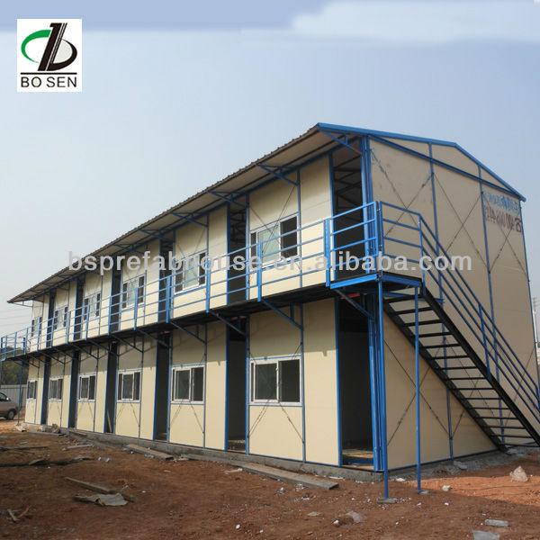 Pre Built Homes House In Polystyrene Frame Modular