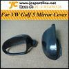 For VW Golf 5 MK5 Mirror Cover ,Car Auto Mirror Cover
