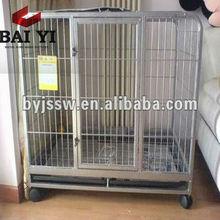 Aluminum Square Tube Dog Cage