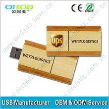 2GB,4GB,8GB OEM Wooden USB flash pendrive, wood usb flash disk