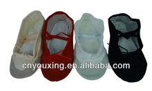 ballet point shoe,gymnastic shoe