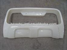 white plastic abs panel