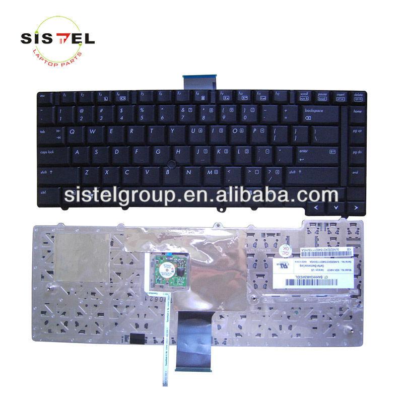 laptop keyboard for hp probook 6540b 6545b 6550b For Hp 3985 US Black layuot