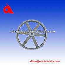 Standard handwheel with high temperature