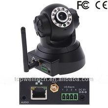 Wifi Pan/Tilt IP Camera With two way audio