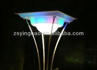 2013 new design patent light bee solar lights garden