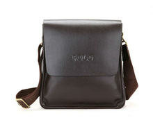 2013 New men leather shoulder bag