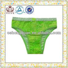 Lady Knitting Underwear Sexy