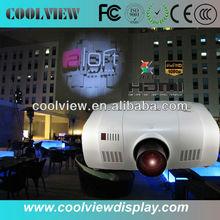 full HD 1920*1200 pixels DVI input high brightness projector 10000 ansi lumens