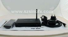 android tv box DVB S2 +PATCH+USB PVR+HDMI 1080P Full HD