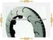 Brake kits/sport brake disc/355mm racing brake disc/brake rotor/disco del freno da corsa lineation-bore/