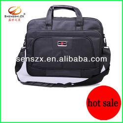 vertical messenger unisex laptop bag and laptop stand bag