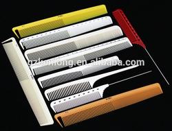 2013 Professional carbon fiber salon hair cutting comb