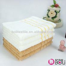 100% cotton terry bath towel jacquard promotional items