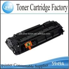 Q5949A,49a for OEM Compatible Toner HP 1160/1320/M3390mfp