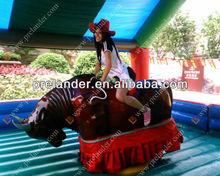 Joyful mechanical bull riding for sale