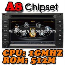 WITSON VOLKSWAGEN JETTA/Bora/Golf car radio dvd gps HD 1080P 1G CPU 512M RAM 3G/ wifi/DVR (Option)