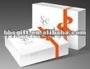Popular Art paper box,gift box 2012