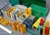 aluminium extrusion profiles 6063 material anodizing aluminium product