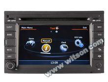 WITSON VOLKSWAGEN JETTA/Bora/Golf double din car dvd HD 1080P 1G CPU 512M RAM 3G/ wifi/DVR (Option)