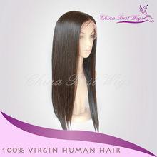 Yaki human hair super thin skin lace wigs
