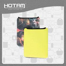 Hot sale neoprene laptop sleeve/bag with elastic opening