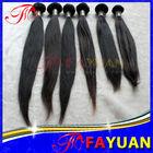 Hollywood fayuan hair! most silky straight human hair,unprocessed wholsale natrual raw virgin remy hair,100% pure Peruvian hair
