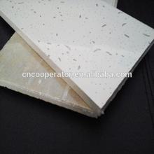 mineral fiber drop ceiling board
