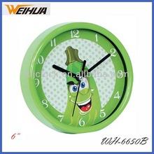 2013 New Mini Wall Clock Small Wall Clock 6 Inch Wall Clock