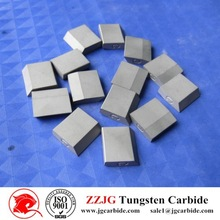 Top Quality BK8 Carbide Saw Tips for Stone Breaking