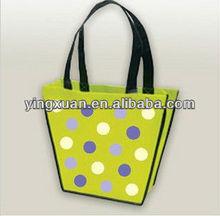 reusable Promotional PP Non Woven Bag /tote shopping bag,Low Price Reusable Shopping Bag ,silk printing shopping bag