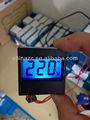 40 * 40 80 - 500 V D91 voltage meter digital
