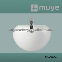 """Unique ceramic 20"""" sink for bar counter MY-3704"""