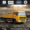 China Sitom brand medium-sized 10-25ton mining Dump Truck 4*2 STQ3116L7Y53 210HP for sale