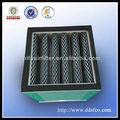 Carbón vegetal tzl-d663 productos de filtro