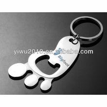 Foot Key Chain Bottle Opener