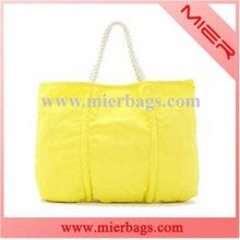 2013 New design Canvas beach bags