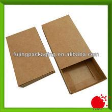 Kraft cardboard cupcake boxes