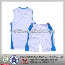 Latest fashion mens splicing bastetball team wear