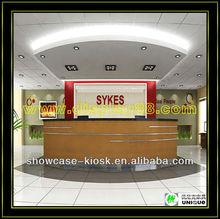 Costomized modern acrylic office furniture
