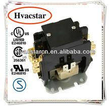 UL Certificate magnetic electric contactor DP contactor(SA-2P-30A-277VAC)