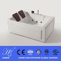 Independiente bañera de hidromasaje masaje de laboratorio del termostato controlado de agua de baño hs-b1590t