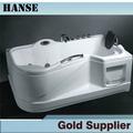 Cuarto de baño hs-b1593t una persona mejor pequeños acrílico bañera de chorro para la venta