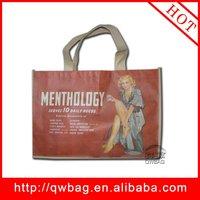 big size colorful eco-friendly pp laminated shopping bag