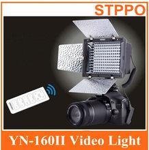 Yongnuo cámara de Video LED de luz de la lámpara YN-160II YN160II