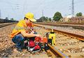 السكك الحديدية معدات الحفر/ تشييد السكك الحديدية آلة