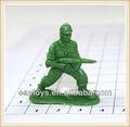 Đồ chơi chiến sĩ nhỏ bằng nhựa