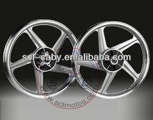 cheap TITAN150 motorcycle parts aluminum wheel