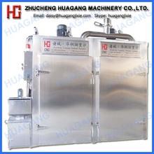 Good quality factory supply smoking fish equipment
