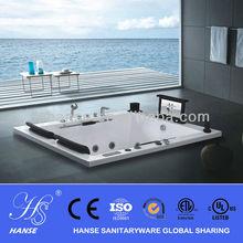 HS-B299A spa bath /home sex massage spa